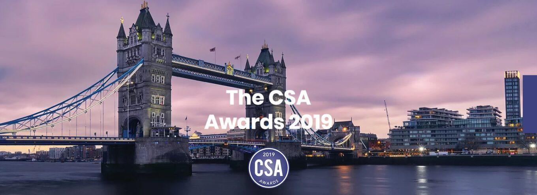 the csa awards 2019