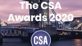 CSA AWARDS 2020