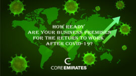 How ready are your business premises for the return to work after Covid-19