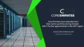 Core Emirates Data Center Portfolio