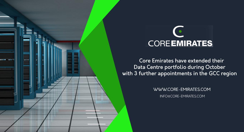 Core Emirates Data Center Portfolio